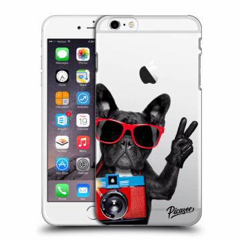 Hülle für Apple iPhone 6 Plus/6S Plus - French Bulldog