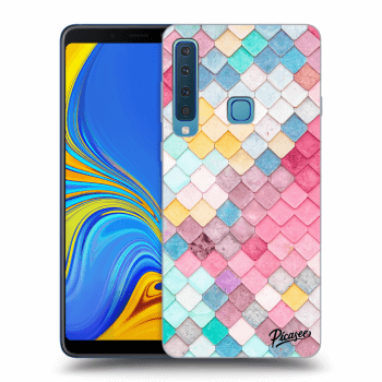 Hülle für Samsung Galaxy A9 2018 A920F - Colorful roof