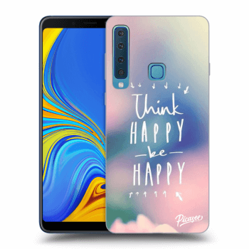 Hülle für Samsung Galaxy A9 2018 A920F - Think happy be happy