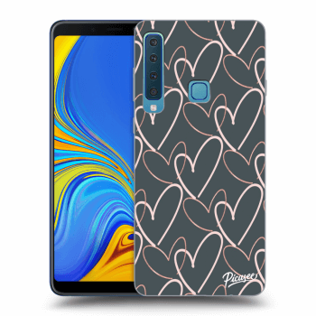 Hülle für Samsung Galaxy A9 2018 A920F - Lots of love