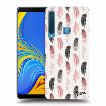 Hülle für Samsung Galaxy A9 2018 A920F - Feather 2