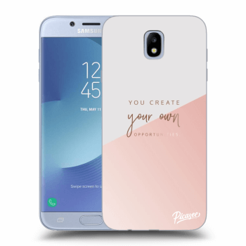 Hülle für Samsung Galaxy J7 2017 J730F - You create your own opportunities