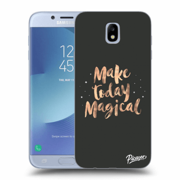 Hülle für Samsung Galaxy J7 2017 J730F - Make today Magical