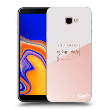 Hülle für Samsung Galaxy J4+ J415F - You create your own opportunities