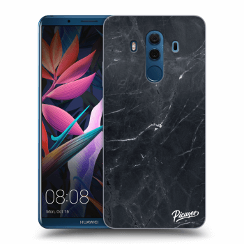 Hülle für Huawei Mate 10 Pro - Black marble