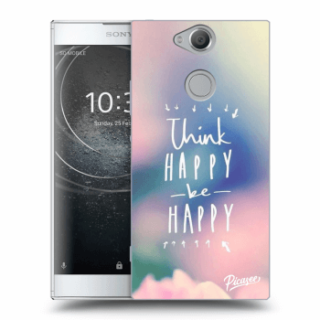 Hülle für Sony Xperia XA2 - Think happy be happy