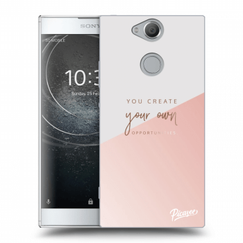 Hülle für Sony Xperia XA2 - You create your own opportunities