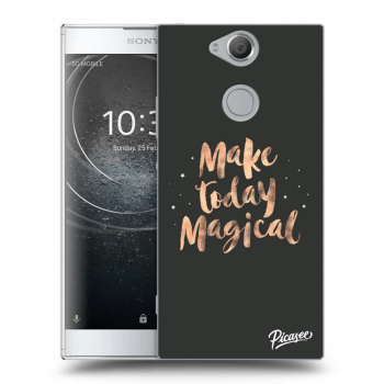 Hülle für Sony Xperia XA2 - Make today Magical