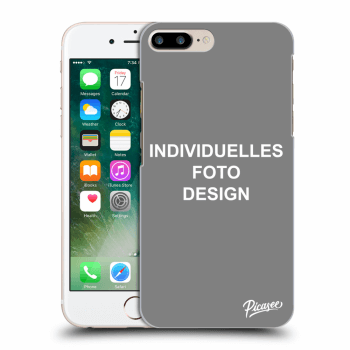 Hülle für Apple iPhone 7 Plus - Individuelles Fotodesign