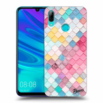 Hülle für Huawei P Smart 2019 - Colorful roof