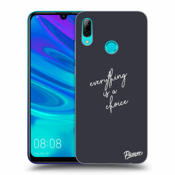Hülle für Huawei P Smart 2019 - Everything is a choice