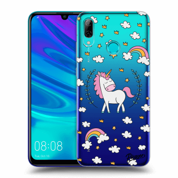 Hülle für Huawei P Smart 2019 - Unicorn star heaven