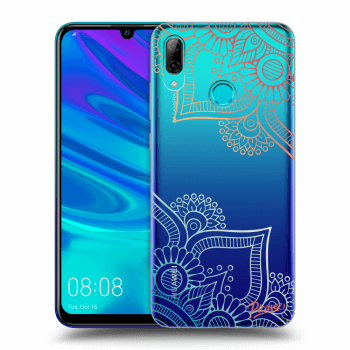Hülle für Huawei P Smart 2019 - Flowers pattern
