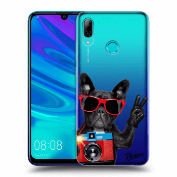 Hülle für Huawei P Smart 2019 - French Bulldog