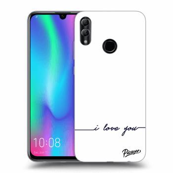 Hülle für Honor 10 Lite - I love you
