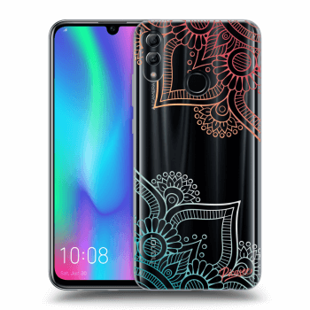 Hülle für Honor 10 Lite - Flowers pattern
