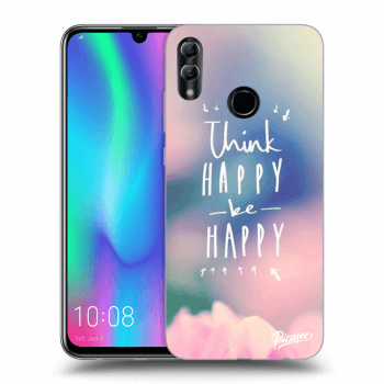 Hülle für Honor 10 Lite - Think happy be happy