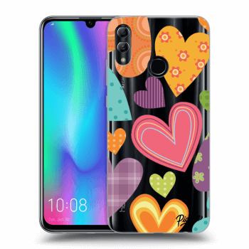 Hülle für Honor 10 Lite - Colored heart