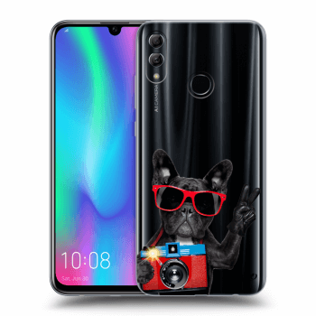 Hülle für Honor 10 Lite - French Bulldog