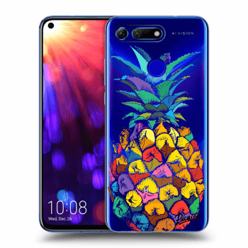 Hülle für Honor View 20 - Pineapple