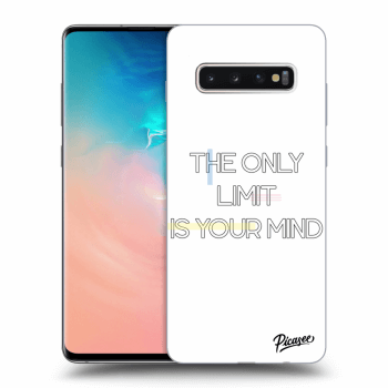 Hülle für Samsung Galaxy S10 Plus G975 - The only limit is your mind