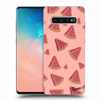 Hülle für Samsung Galaxy S10 Plus G975 - Watermelon