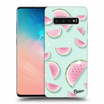 Hülle für Samsung Galaxy S10 Plus G975 - Watermelon 2