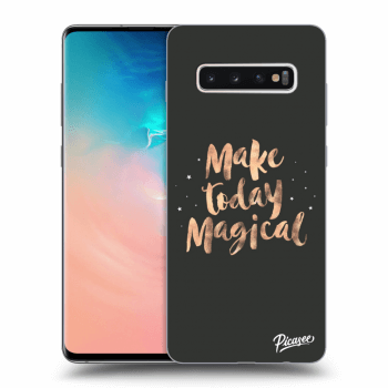 Hülle für Samsung Galaxy S10 Plus G975 - Make today Magical