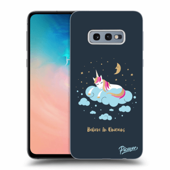Hülle für Samsung Galaxy S10e G970 - Believe In Unicorns