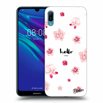 Hülle für Huawei Y6 2019 - Hello there